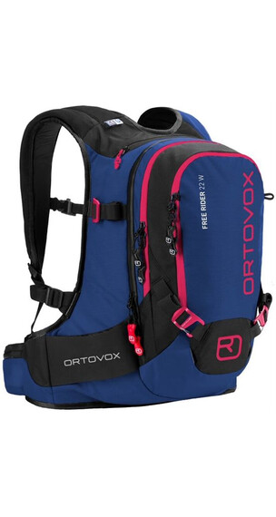 Ortovox Free Rider 22 Women Strong Blue